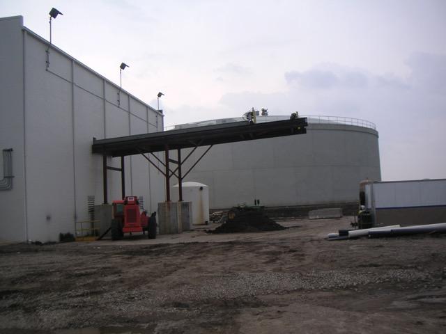Methane digester - Nebraska