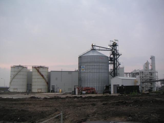 biofuels plant, Nebraska